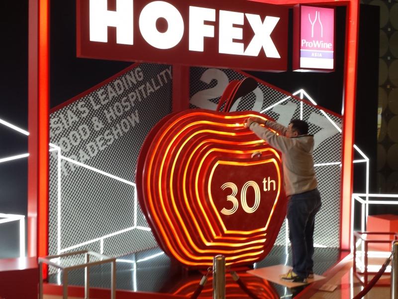 HOFEX DI HONG KONG, SUCCESSO PER BORMIOLI LUIGI