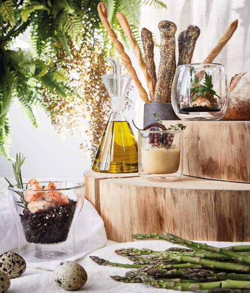 THERMIC GLASS FOOD&DESIGN