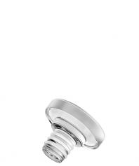 Tappo in vetro ermetico con 3 O-ring in silicone senza BPA